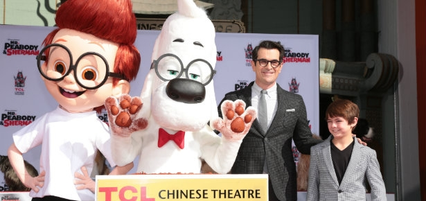 Mr. Peabody and Sherman