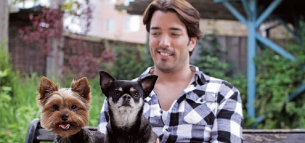Property Brothers Jonathan Scott Loves Little Dogs