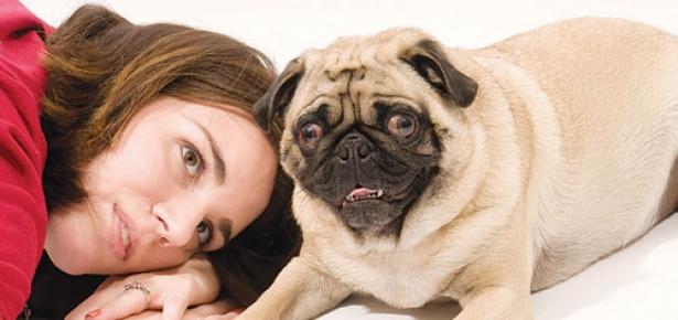Unhealthy attachment to dog