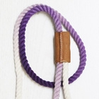 DIY Ombre Leash