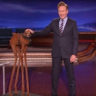 Conan and the Really Tall Dashchund