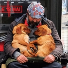 Dogs of the Homeless