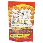 Win 1 of 20 Apple Crisp treats from Dogs Love Kale