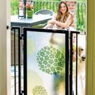 Win a beautiful designer pet gate from Fusion Gates