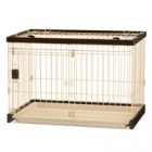 Win an Easy-Clean Pet Crate with wire top from Richell USA