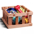 Win 1 of 10 Aromatic Cedar Toy Boxes by Woodlore