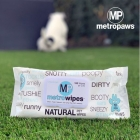 non toxic wipes to clean up after your dog's messes