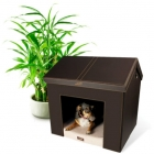 Mod Indoor Folding Dog House