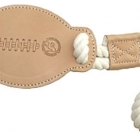 Leather and Cotton Tug Football