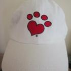 Heart Paw Hat