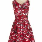 Scottie Dog Dress