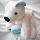 Handmade Siberian Husky Plush