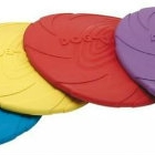 Dog-O-Soar Rubber Frisbee