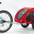 Kasko Pet Bicycle Trailer from Humble Beasts
